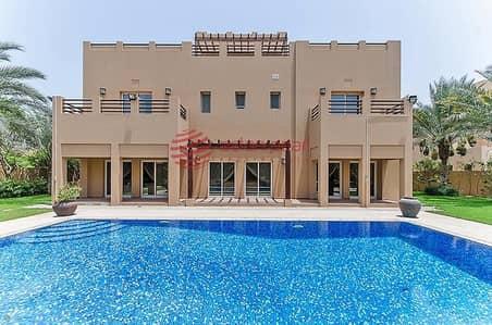 فیلا 7 غرفة نوم للبيع في المرابع العربية، دبي - 7 Bed + Drivers Room