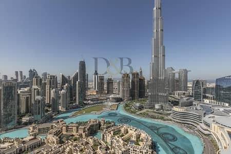 2 Bedroom Apartment for Rent in Downtown Dubai, Dubai - Call To View Great 2BR Burj And Fountain View