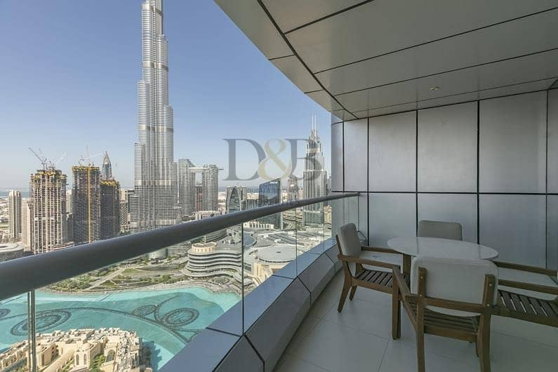 2 Call To View Great 2BR Burj And Fountain View