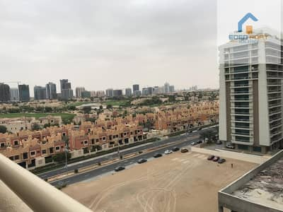 Studio for Sale in Dubai Sports City, Dubai - Golf view STUDIO unfurnished apartment for Sale -