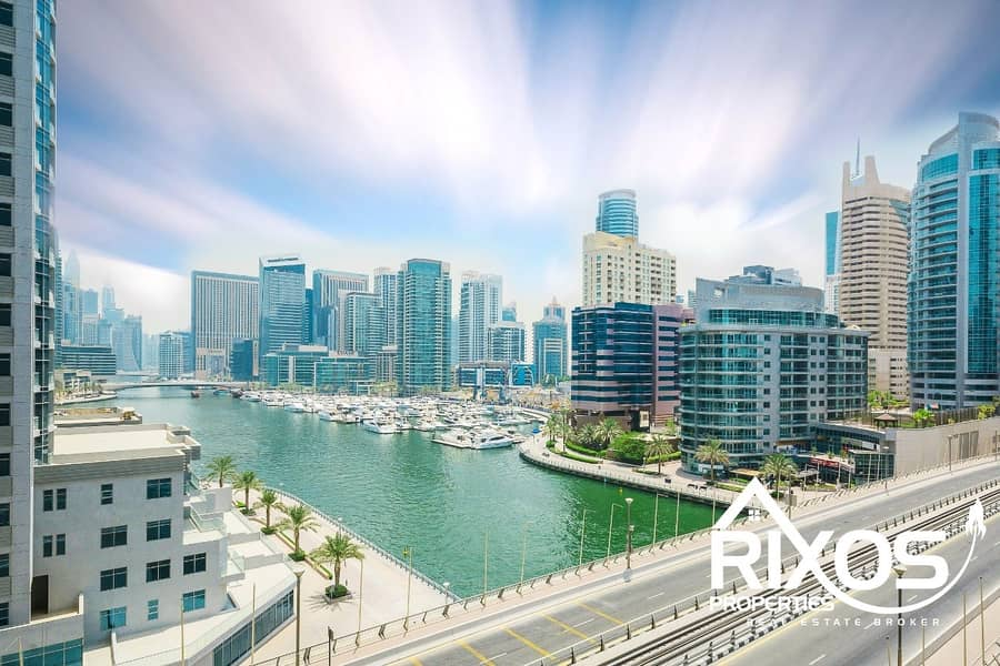 1BHK Luxurious Flats Sparkle Towers Sea View for Rent Dubai Marina