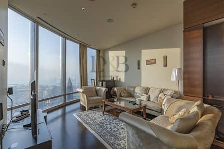 2 Bedroom Flat for Sale in Downtown Dubai, Dubai - VACANT ON TRANSFER | 2 BR FOR SALE IN BURJ KHALIFA
