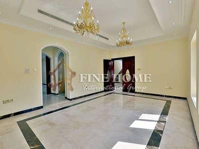 6 Bedroom Villa for Rent in Al Bateen, Abu Dhabi - Amazing 6BR Villa W/ Driver room
