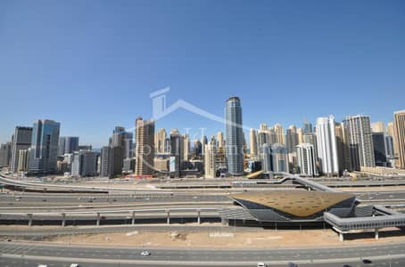 2 Bedroom Apartment for Rent in Jumeirah Lake Towers (JLT), Dubai - Spacious and bright | City View | Unfurnished