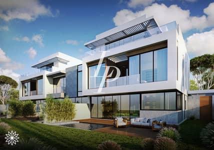 4 Bedroom Townhouse for Sale in Jumeirah Golf Estate, Dubai - Brand New 4 Bedroom Smart Home | Corner Plot