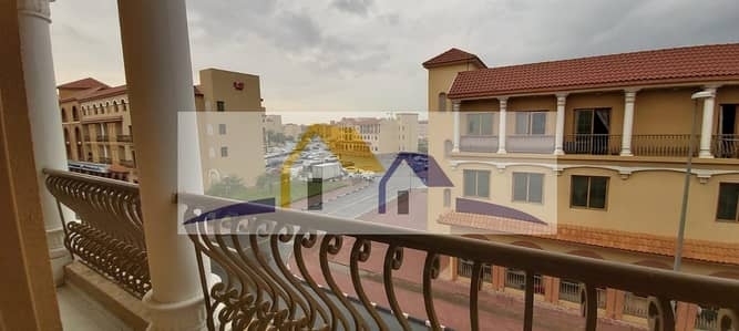 Studio for Rent in International City, Dubai - STUDIO FOR RENT IN SPAIN (S) BLOCK WITH HANGING BALCONY
