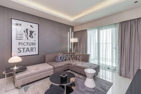 1 Bedroom Apartment for Rent in Business Bay, Dubai - 1BR for rent - Downtown View - Brand new