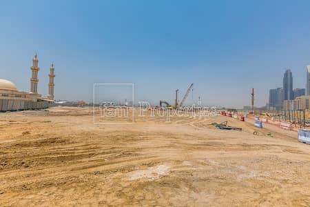 ارض سكنية  للبيع في السطوة، دبي - Park-side Residential Plot | G + 8