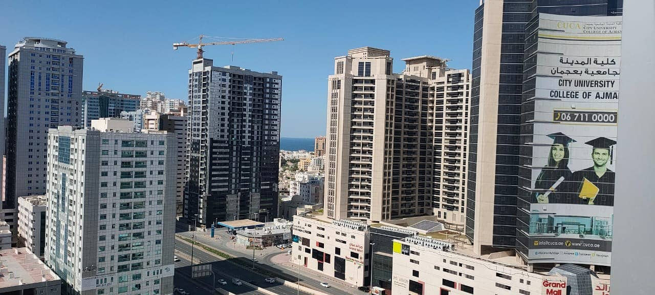 BRAND NEW. . . . 1 Bedroom Flat for RENT in City Tower