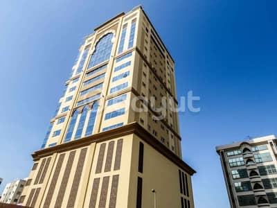 1 Bedroom Flat for Rent in Al Ghuwair, Sharjah - 1 BHK AL QASSMIA TOWER ALGHWAIR