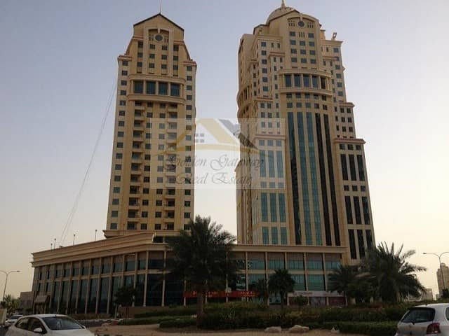 13 1 Bedroom with Balcony | Fully Furnished | Palace Tower 2