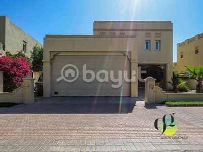 فیلا 4 غرف نوم للايجار في المرابع العربية، دبي - 4 Bed Unfurnished Villa in Al Mahra
