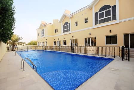 5 Bedroom Villa for Rent in Umm Suqeim, Dubai - Excellent 5 bed+m villa with shared pool