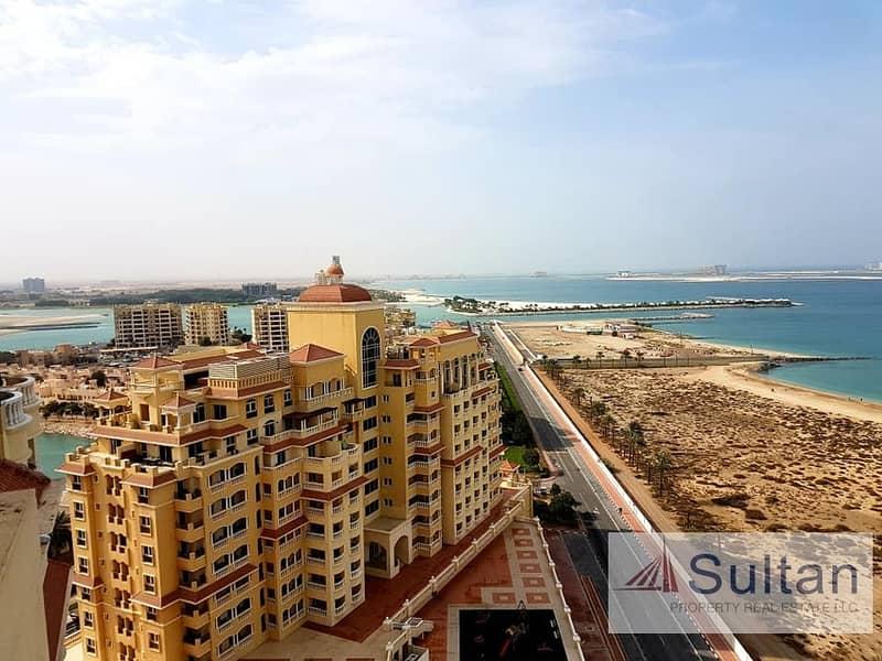 11 Wonderful Fully Furnished Sea View 2 BR