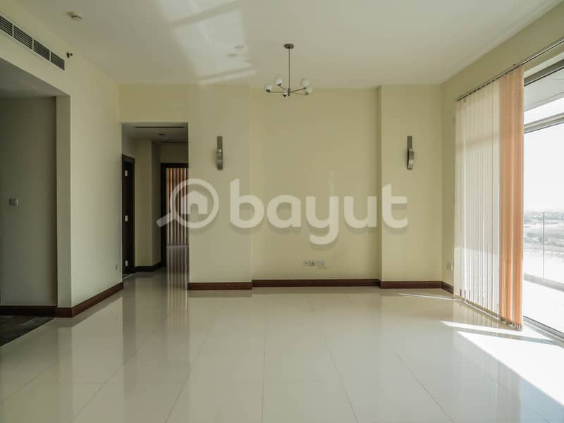 2 two bedroom apartment in Two Towers Tecom