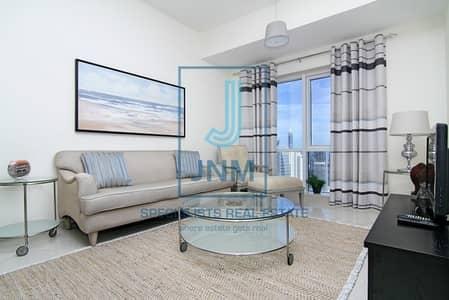شقة 1 غرفة نوم للايجار في أبراج بحيرات جميرا، دبي - Best Price 1BR! | Chiller Free | Kitchen Equipped