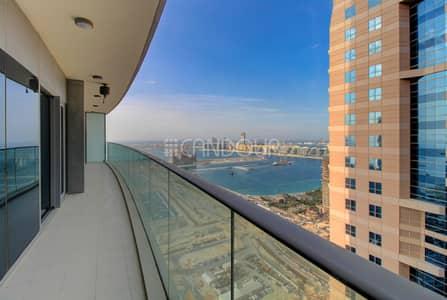 2 Bedroom Apartment for Rent in Dubai Marina, Dubai - Brand New   Spacious 2 Bedroom   Sea Views