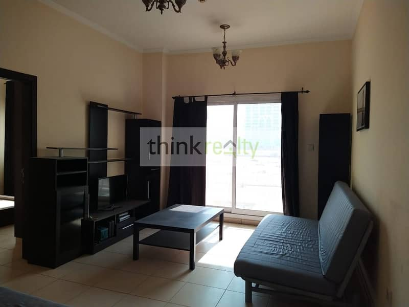 Best lowest 1 bedroom in Queue Point AED 360