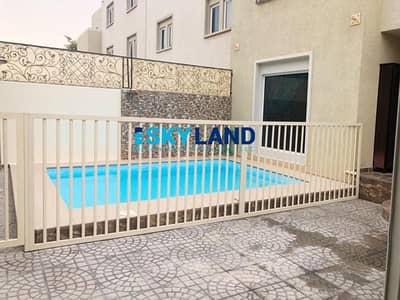 5 Bedroom Villa for Rent in Al Reef, Abu Dhabi - Corner