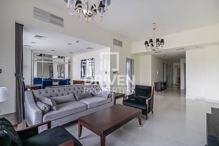 3 Bedroom Apartment for Rent in Meydan City, Dubai - Vacant and Furnished 3 Bed plus Maids Room