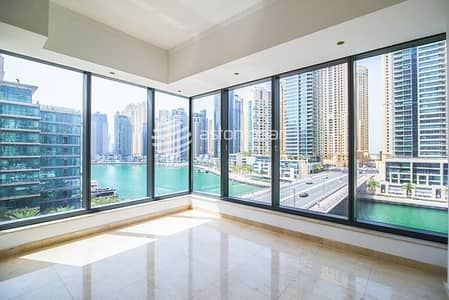 2 Bedroom Flat for Sale in Dubai Marina, Dubai - VACANT NOW | Full Marina View | 2BR with 2 Parking