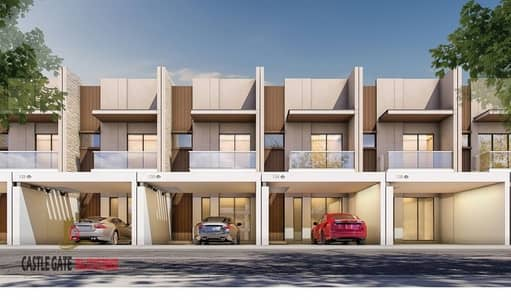 3 Bedroom Townhouse for Sale in Mohammad Bin Rashid City, Dubai - Pay Monthly | Post Handover Payment Plan 24yrs