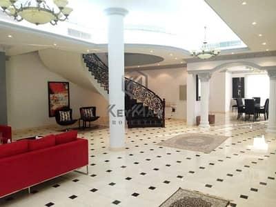 فیلا 6 غرفة نوم للايجار في البرشاء، دبي - Astounding G+1 Large Villa with Private Pool l For Family
