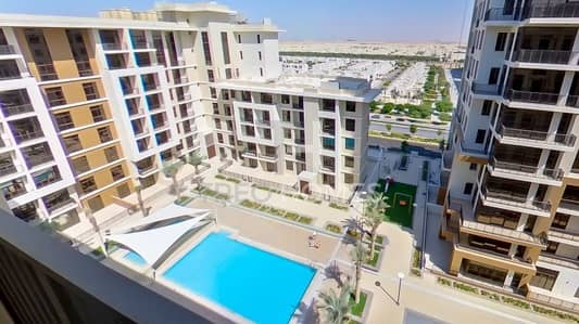 2 Bedroom Apartment for Rent in Town Square, Dubai - Exclusive|Central Park|Pool View|View Today