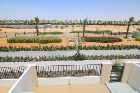 3 Bedroom Townhouse for Sale in Town Square, Dubai - Single row | 3 BR Type 1 | Opposite Pool