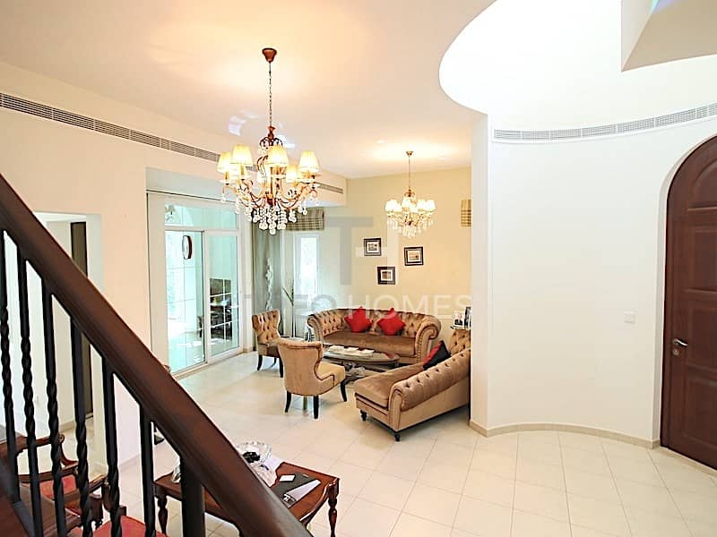2 Family Home | Park Facing | 5Bed+Maid | Type C2