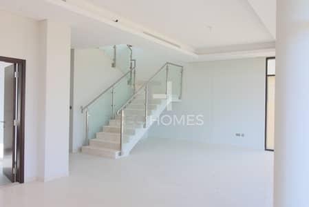 فیلا 5 غرف نوم للايجار في داماك هيلز (أكويا من داماك)، دبي - V4 I Single Row I Available August