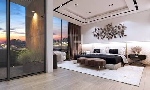 4 Bedroom Townhouse for Sale in Jumeirah Golf Estate, Dubai - Luxurious living I Fantastic Investments