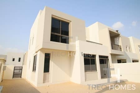 4 Bedroom Townhouse for Sale in Town Square, Dubai - Type 3 | 4 Beds | Corner Plot Single Row