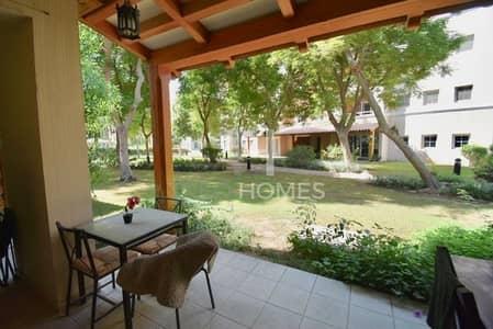 Studio for Sale in Green Community, Dubai - Ground Floor facing Garden |Largest size