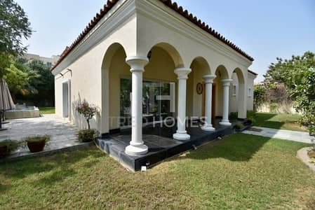 4 Bedroom Villa for Sale in Green Community, Dubai - Upgraded Kitchen and Private Pool| V.O.T