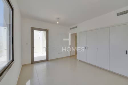4 Bedroom Townhouse for Sale in Town Square, Dubai - Type 14 | 4 Bed Middle unit backing park