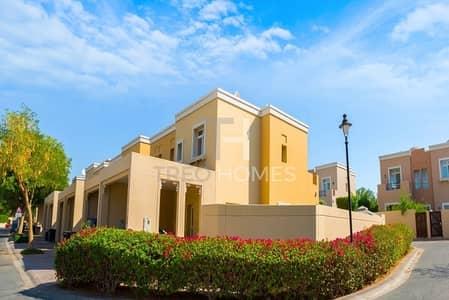 فیلا 2 غرفة نوم للبيع في المرابع العربية، دبي - Massive Corner Plot | 4E | Opposite Lake