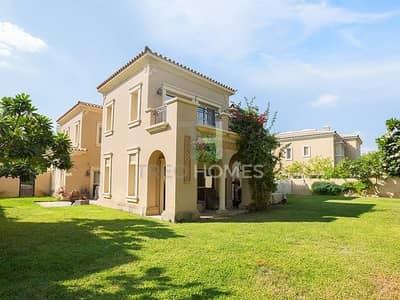 فیلا 4 غرف نوم للبيع في المرابع العربية، دبي - Family Home | Lush Garden | Type B2 | 4Bed+Maid