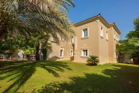 4 Bedroom Villa for Sale in Arabian Ranches, Dubai - Park Facing | Type B2 | Large 4 Bed+Maid