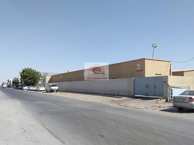 Labour Camp for Rent in Industrial Area, Sharjah - Sharjah Labour Camp attached Bathroom and Kitchen