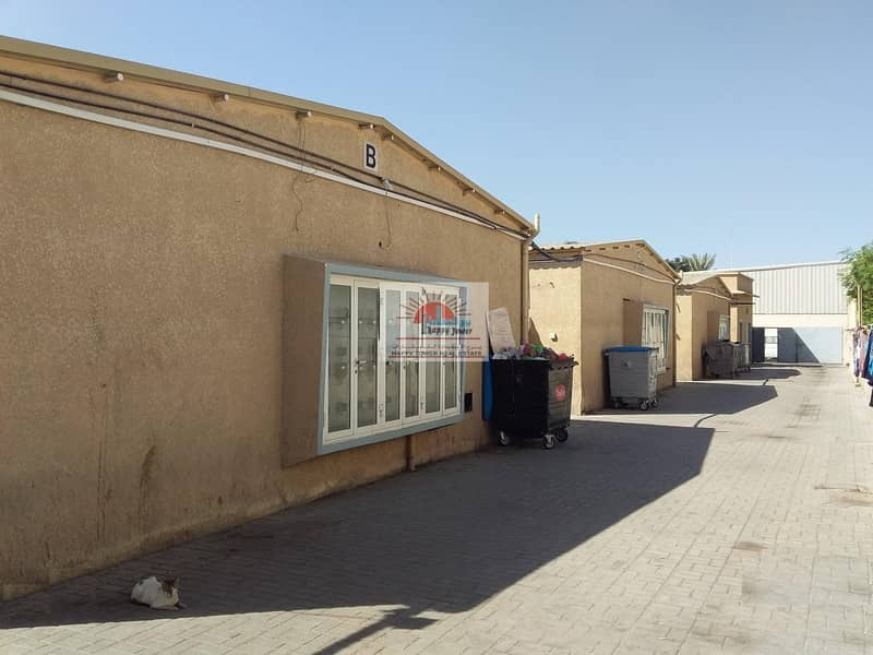 10 Sharjah Labour Camp attached Bathroom and Kitchen