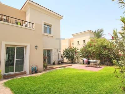 3 Bedroom Villa for Sale in Arabian Ranches, Dubai - Lush Park Facing | Family Home | Type 1E