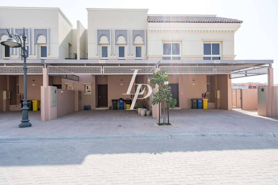 Best Priced 2-Bed Townhouse|Terrace Garden
