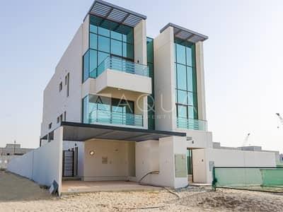 6 Bedroom Villa for Rent in Meydan City, Dubai - Brand New Single Row Villa | Near Retail