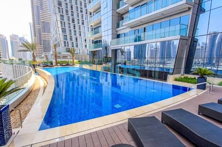 Spacious unfurnished apartment with panoramic view