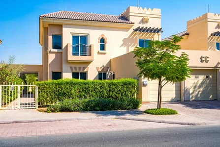 5 Bedroom Villa for Sale in Dubai Sports City, Dubai - Upgraded Type C1 Villa|On The Golf Course