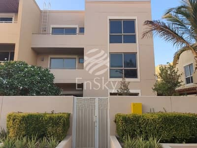 4 Bedroom Townhouse for Rent in Al Raha Gardens, Abu Dhabi - Modern and Bright 4 bedroom town House /Perfectly ...