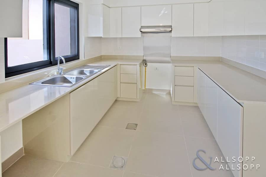 2 Opposite Park and Pool | 3 Bedroom + Maids