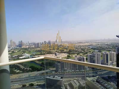 2 Bedroom Apartment for Rent in Jumeirah Lake Towers (JLT), Dubai - Gold view  High floor  Furnished