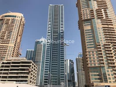 مکتب  للايجار في أبراج بحيرات الجميرا، دبي - New Tower - Multiple Cheques - Huge Balcony